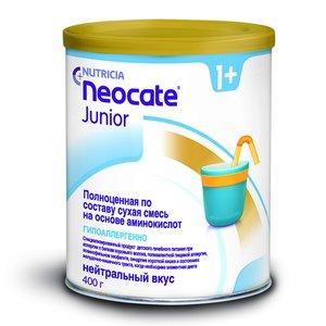 Неокейт джуниор смесь сухая нейтральный вкус 400г