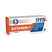 911 Крем витамин F жирный 50 мл