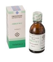Ацидум-с капли гомеопатические, 25 мл