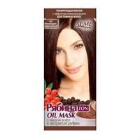 Acme-Color Тонирующая маска Рябина тон 147 Шоколадно-коричневый oil mask 30мл