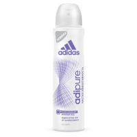 Adidas Антиперспирант спрей adipure 24 ч женский 150 мл 150 мл