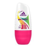 Adidas Get Ready Антиперспирант роликовый женский 50 мл