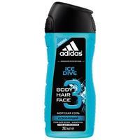 Adidas Ice Dive Гель для душа мужской 250 мл