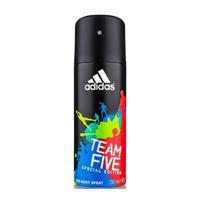 Adidas Team Five Антиперспирант спрей мужской 150 мл