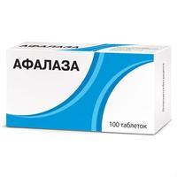 Афалаза таблетки для рассасывания 100 шт.