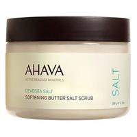 Ahava Deadsea Salt Скраб-масло на основе солей Мертвого моря смягчающий 235 г