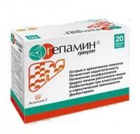 Гепамин пакеты 5 г, 20 шт.