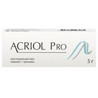 Акриол Про крем 2,5% + 2,5% 5 г