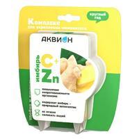 Аквион Комплекс имбиря, витамина С и и Zn 2 г саше 10 шт.