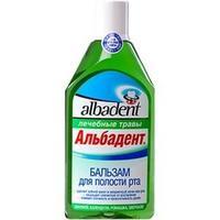 Альбадент бальзам для полости рта лечебные травы 400 мл