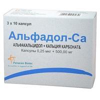 Альфадол-са капсулы, 30 шт.