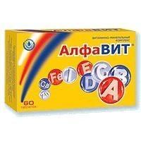 Алфавит Классик таблетки, 60 шт.
