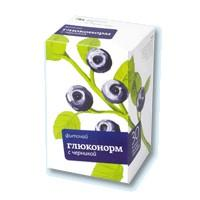 Фиточай алтай №11 глюконорм с черникой фильтр-пакеты 2г №20 (бад)