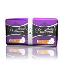 Always Platinum Ultra Normal Plus прокладки гигиенические 20 шт.