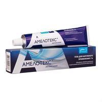 Амелотекс гель для наружного применения 1% 30 г