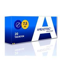 Амелотекс таблетки 7,5 мг, 20 шт.