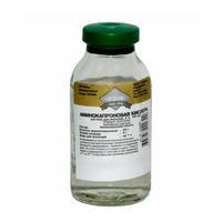 Аминокапроновая кислота р-р для инфузий 5% 100 мл