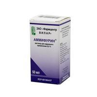 Аммифурин фл. 0,3% 50мл