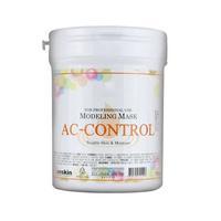 Anskin маска альгинатная для проблемной кожи против акне AC Control Modeling Mask банка 700 мл