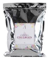 Anskin маска альгинатная с коллагеном укрепляющая Collagen Modeling Mask пакет 1 кг