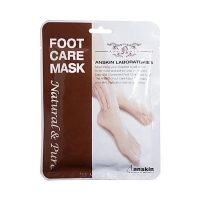 Anskin маска для ног Natural Pure Foot Care Mask 18 г