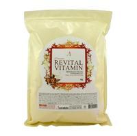 Anskin Premium маска альгинатная витаминная Revital Vitamin Modeling Mask пакет 1 кг