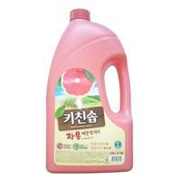 Антибактериальное средство для мытья посуды, овощей и фруктов в холодной воде Mukunghwa Сочный грейпфрут (Премиальное) 3.04л