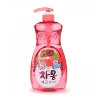 Антибактериальное средство для мытья посуды, овощей и фруктов в холодной воде Mukunghwa Сочный грейпфрут (Премиальное) МУ 1.2л