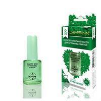 Антисептическое масло для кутикулы с мятой 11 мл