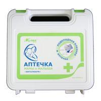 Аптечка матери и ребенка арт. 8687 пластиковая коробка, 1 шт.