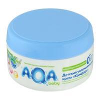 AQA baby крем детский увлажняющий комфорт 100 мл
