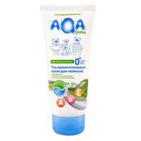 AQA baby крем ультрапитательный для малыша 100 мл