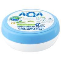 AQA baby крем защитный под подгузник для малыша 100 мл