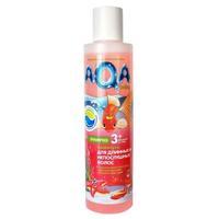 AQA baby шампунь для длинных и непослушных волос 210 мл