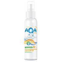 AQA baby солнцезащитный спрей SPF30 150 мл