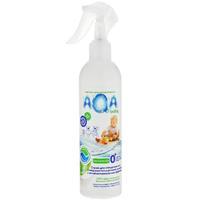 AQA baby спрей антибактериальный для всех поверхностей 300 мл