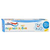 Aquafresh Зубная паста Мой Первый Зубик от 0 до 2 лет 50мл