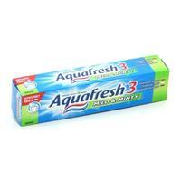 Aquafresh Зубная паста Total Care Mild Mint зеленая 50мл