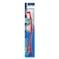 Aquafresh Зубная щетка Family стандарт средняя 1шт