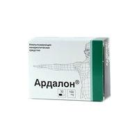 Ардалон капсулы 100 мг 30 шт.