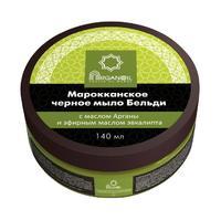Arganoil Fruits Du Maroc мыло Бельди с маслом арганы и эвкалиптом 140 мл