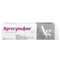 Аргосульфан крем 2%, 40 г