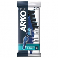 Arko Men Станок для бритья T2 Pro Double 5шт