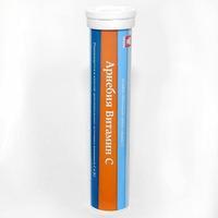 Арнебия витамин с таблетки шипучие 4 г, 20 шт.