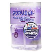 Арома-поглотитель запахов Nagara Aqua liquid для туалета Лаванда 400 мл упак.