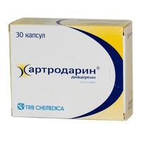 Артродарин капсулы 50 мг, 30 шт.