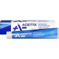 Асепта Плюс Бережное Отбеливание зубная паста 75 мл упак.
