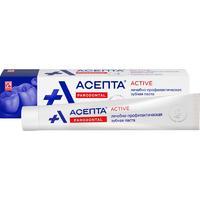 Асепта зубная паста, 75 мл