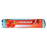 Аскорбинка аскорбиновая кислота 30 мг с глюкозой со вкусом малины таблетки 2,9 г Витатека 14 шт.