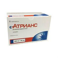 Атрианс флаконы 5 мг/мл 50 мл, 6 шт.